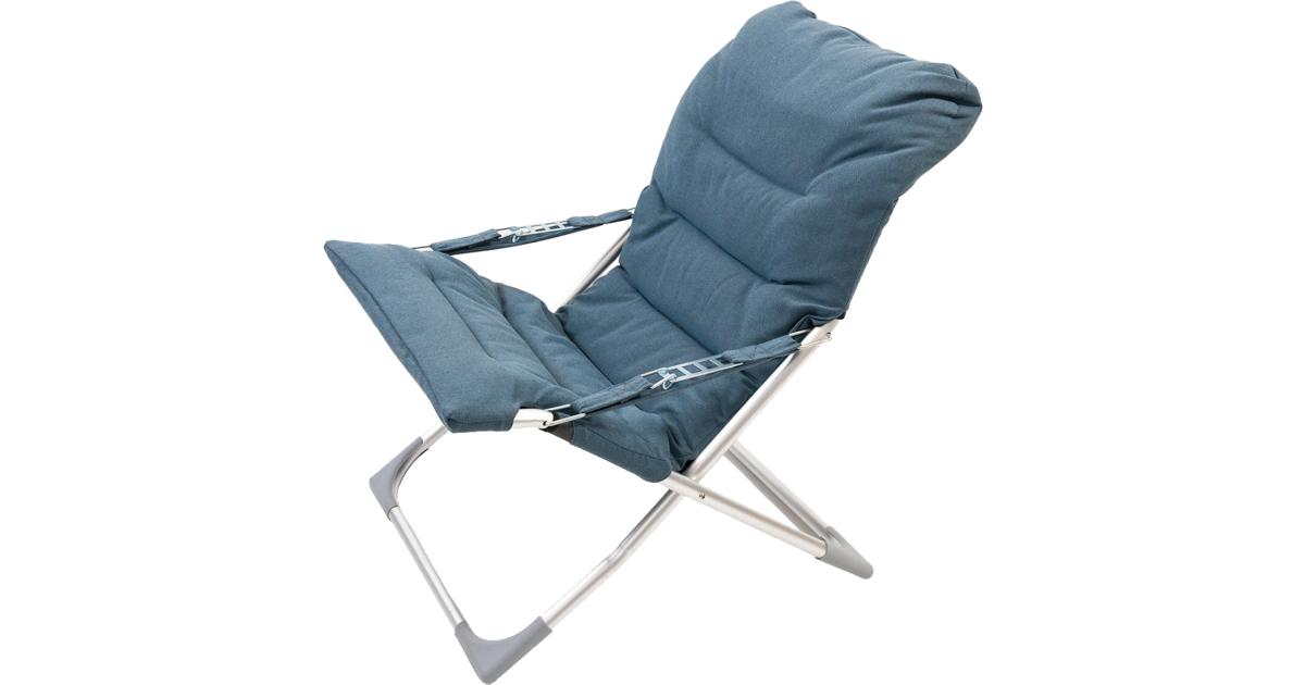 Blå Julie stol fra Leve Interiør Velkomstgave.no